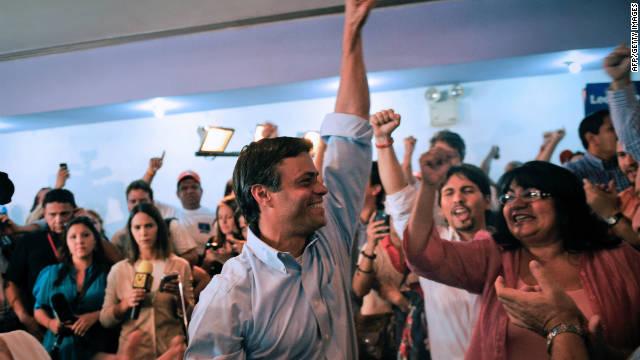 Leopoldo López asegura que será candidato a la presidencia de Venezuela