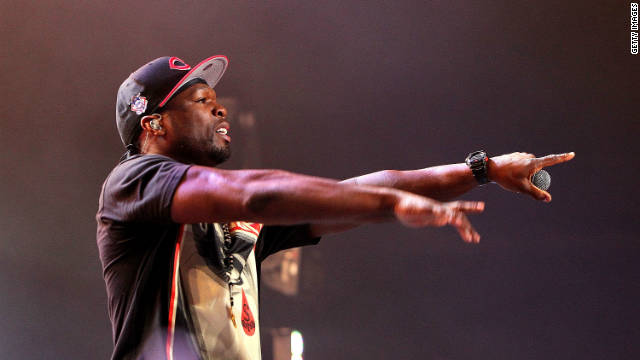 50 Cent will donate meals for 'likes'