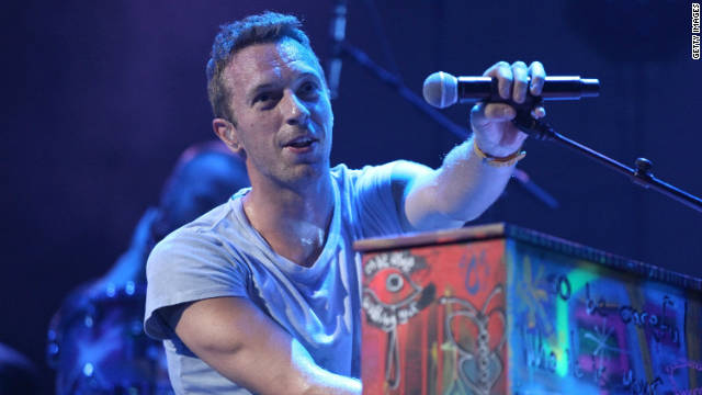 Chris Martin: Kanye's changing how we listen to music