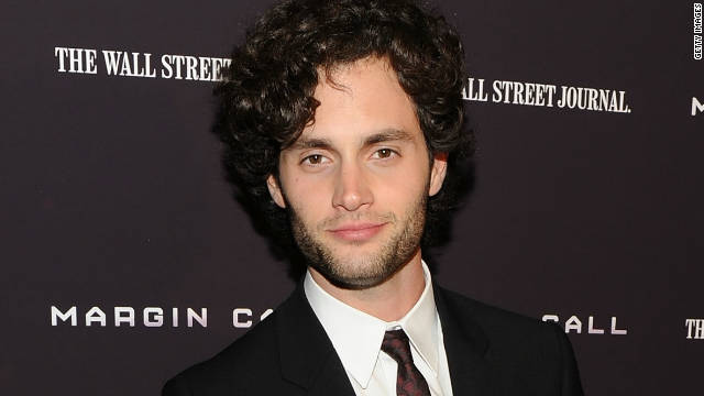 Penn Badgley talks visiting Occupy Wall Street