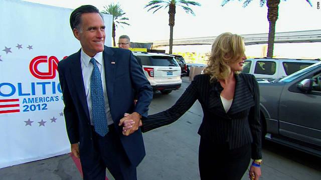 ¿Empleó Mitt Romney a inmigrantes ilegales?