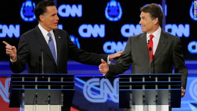 Photos: GOP debate in Las Vegas