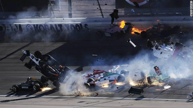 La IndyCar no realizará su carrera final en Las Vegas