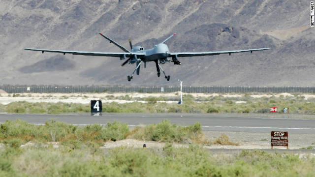 "Court: CIA denial of drone records a ""fiction"""