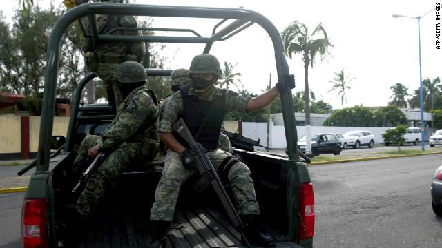 Un enfrentamiento causa pánico en varias escuelas de la ciudad mexicana de Veracruz