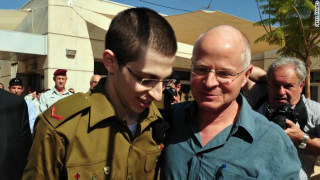 El día después de la familia Shalit