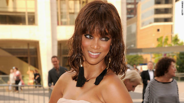 What writing stress did to Tyra Banks