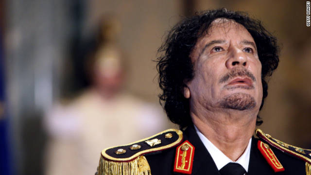 Muammar Gadhafi was not the leader of all fighters battling against Libya's new regime, says CNN's Ben Wedeman.