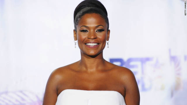 Nia Long on getting pregnant at 40