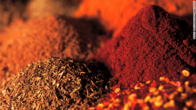 Don't bug out, but there's 'filth' in your spices