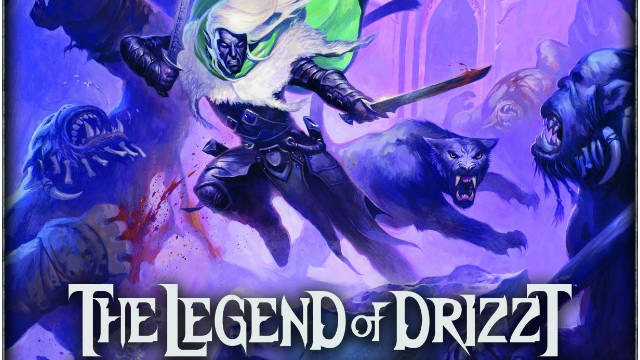 Wizards of the Coast releases 'Legend of Drizzt' board game