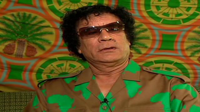 Y después de la muerte de Gadhafi, ¿qué?
