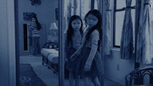 paranormal activity 3 ghost - photo #5