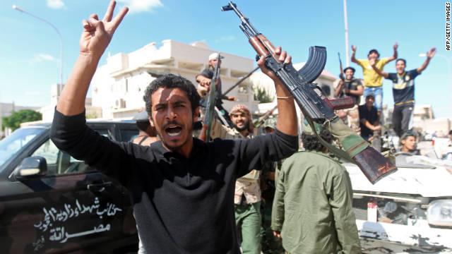 Libia se enfrenta ahora a un futuro incierto