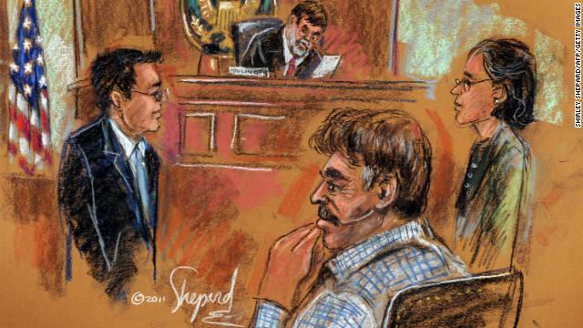 Acusan a dos sospechosos de planear asesinato del embajador saudita en EE.UU.