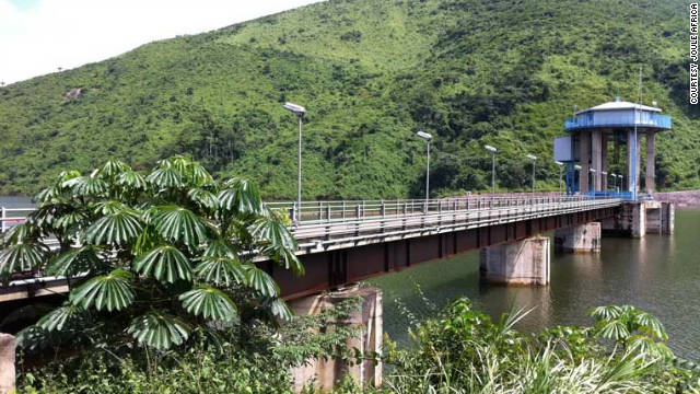 Sierra Leone is one of sub-Saharan Africa's least electrified countries. But the government hopes to change that with the expansion of the Bumbuna Hydroelectric project.