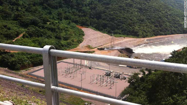 It is working with U.S. firm Joule Africa to increase power capacity at the facility.
