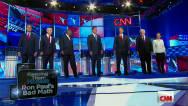 KTH: Ron Paul's debate airtime
