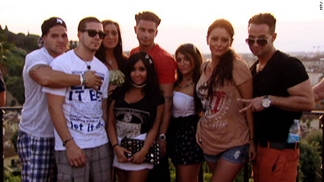 &#039;Jersey Shore&#039; says ciao, for now