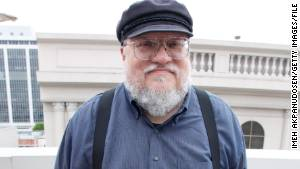 George R.R. Martin wrote a blog post titled \