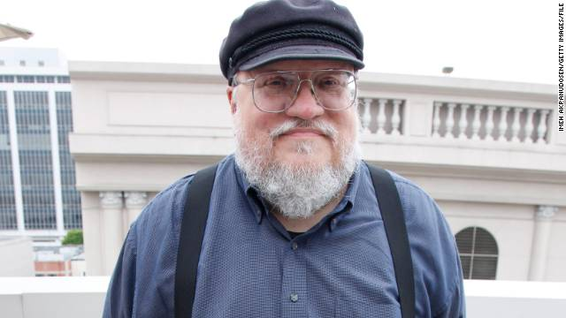 George R.R. Martin reveals fave 'Thrones' actors