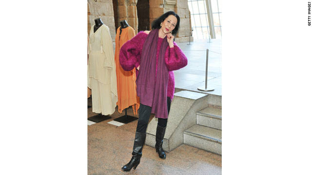 In January 2011, China Machado attends the Tribute To The Models Of Versailles 1973 at The Metropolitan Museum Of Art in New York City.