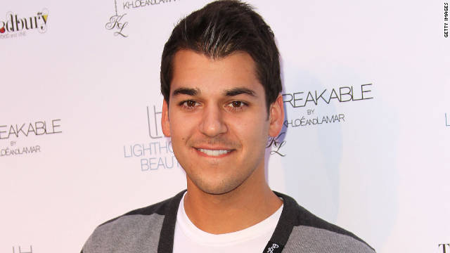 Rob Kardashian: 'Someone's watching in that White House'