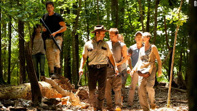 Problems mount for 'Walking Dead' survivors
