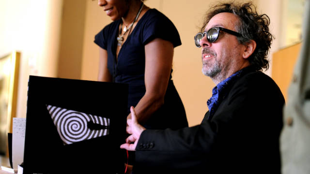 Macy's T-Day parade gets Tim Burton balloon