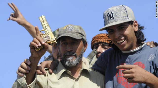 Libia comienza una nueva era llena de retos tras la muerte de Gadhafi