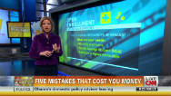 Five big money mistakes to avoid