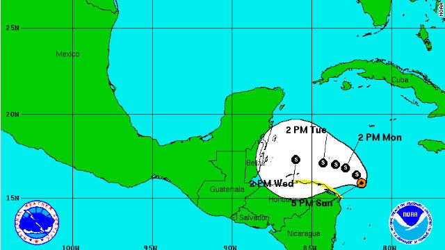 En 2012 habrá menos huracanes, según meteorólogos