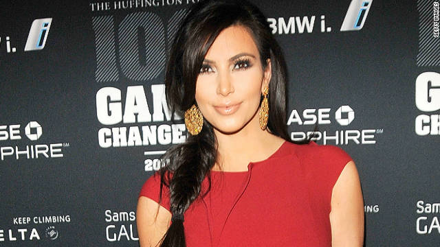 Kim K. lands role in Tyler Perry film