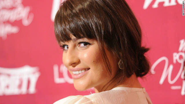 Lea Michele on Ashton Kutcher's 'New Year's' prank