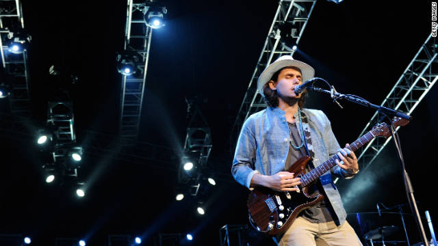 John Mayer owns up to jerky past