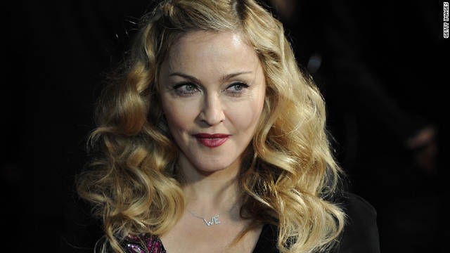Madonna announces 2012 world tour dates