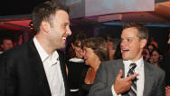 It's a busy time for best buds and business partners Ben Affleck and Matt Damon.