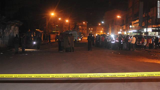 Un muerto y diez heridos en un atentado en Kenya