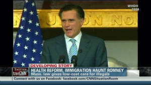 Mitt Romneys health care vision