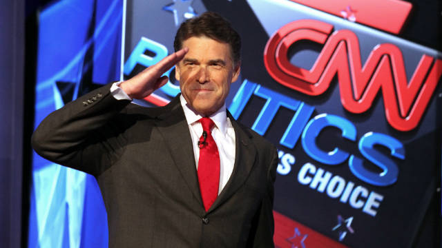 Gov. Rick Perry's tax plan was partly overshadowed by his comments on