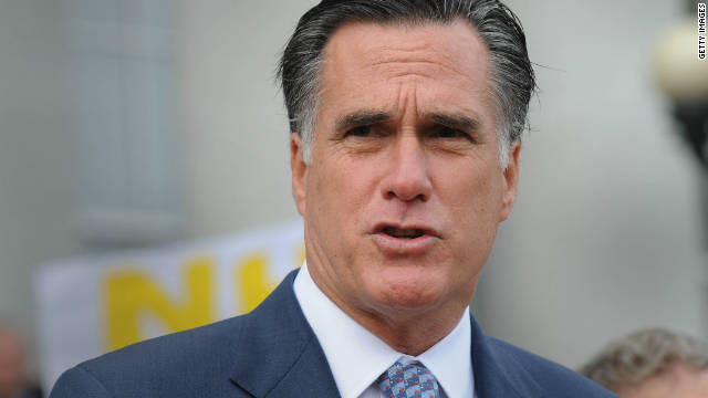 Republican presidential candidate Mitt Romney has created a social media platform, MyMitt.