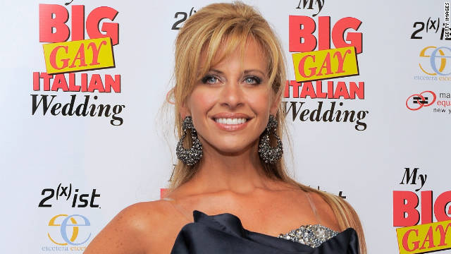 Former 'Housewife' Dina Manzo defends Teresa Giudice