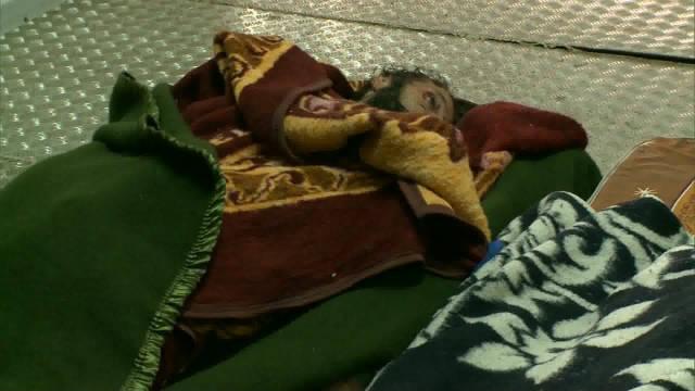 Gadhafi y su hijo fueron enterrados juntos en un lugar secreto de Libia