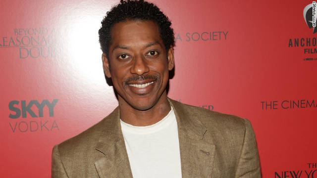 Orlando Jones: Palin tweet 'farcical, not funny'