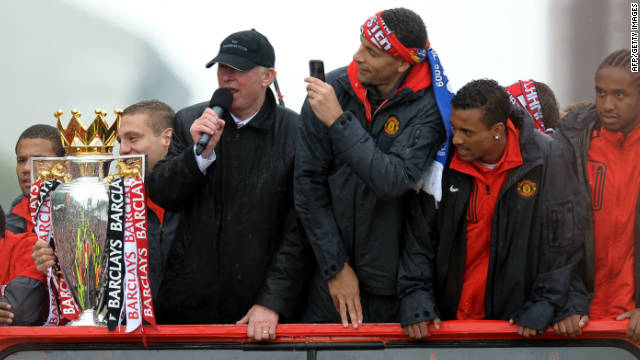Another European title followed in 2008, but Barcelona handed United disappointment in the 2009 and 2011 finals. However, Ferguson and his players still earned a parade the latter season after winning a record 19th English league title -- the Scot's 12th.