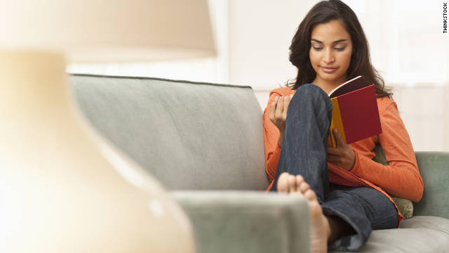 If you join an online book club, before you post a message make sure you know how far everyone's read.