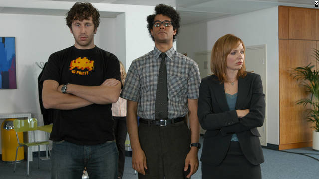 Farewell to 'The IT Crowd'