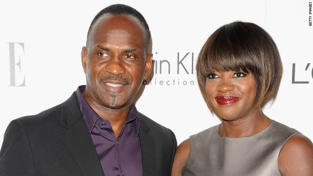 Viola Davis: Adoption has given me purpose