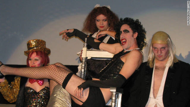 'Rocky Horror' still accepts you