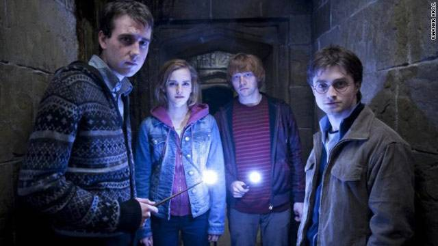 'Harry Potter' movies to vanish from stores